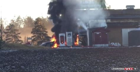 Tesla Model S fire in Norway caused by short circuit in car