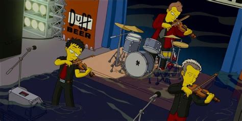 Green Day - The Simpsons Movie | Imagens
