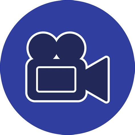 Vector Video Camera Icon - Download Free Vectors, Clipart ...