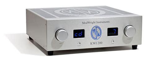 Modwright KWI 200 + Vivid Audio B1 = Music - Tweek Geek