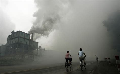 16 Pictures that Put China's Pollution into Perspective