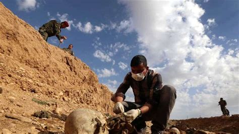 Iraq to begin DNA tests to identify remains of Yezidi ...