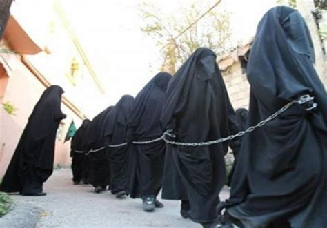 UN report: About 3,500 slaves held by ISIS in Iraq ...
