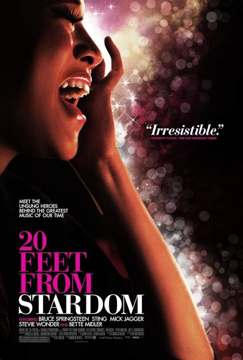 20 Feet from Stardom Set for Blu-ray, DVD Release Jan.14 ...