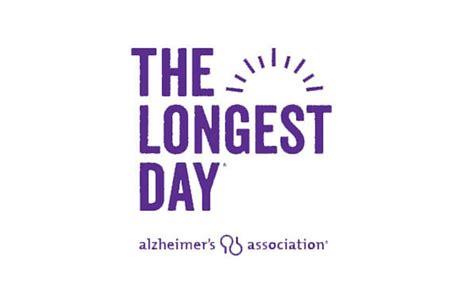 """Honoring Alzheimer's Association's """"The Longest Day"""""""