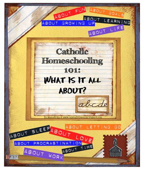 Raising (& Teaching) Little Saints | Catholic ...