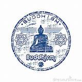 Buddhism Rubber Stamp Royalty Free Stock Photo - Image ...