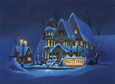 Adventures in Odyssey Christmas Stocking Cards