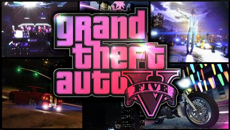 GTA V: Nightlife [Loading Screen Overhaul] - GTA5-Mods.com