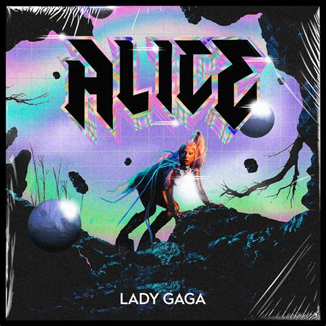 Lady Gaga Fanmade Covers: Alice