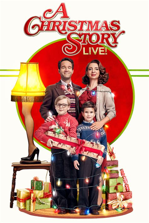 A Christmas Story Live! (2017) • movies.film-cine.com