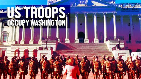 Video: US troops occupy Washington DC in massive show of ...