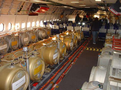 Inside of Chemtrail Spraying Plane Photos