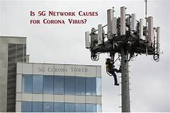 Is 5G Network Causes for Corona Virus? - technopediasite ...