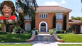 Maxine Waters Lives In $4.5 Million Mansion Outside Her ...