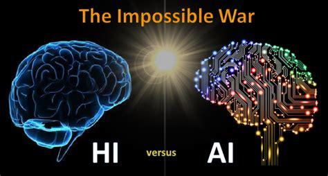 A note: Human Intelligence (HI) vs Artificial Intelligence ...