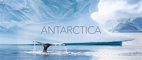 Antarctica by drone - Tour our 5th largest continent from ...