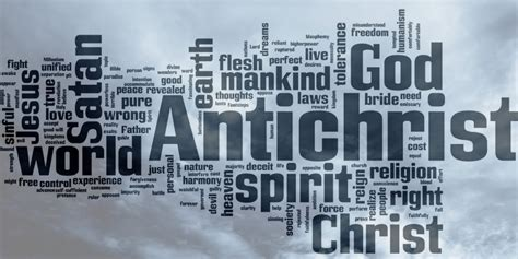 What does the Bible say about the Antichrist?