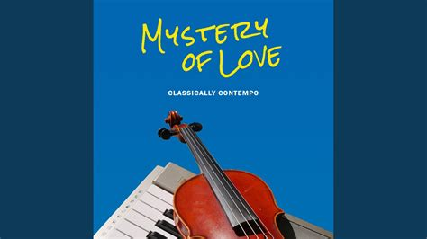 Mystery of Love - YouTube