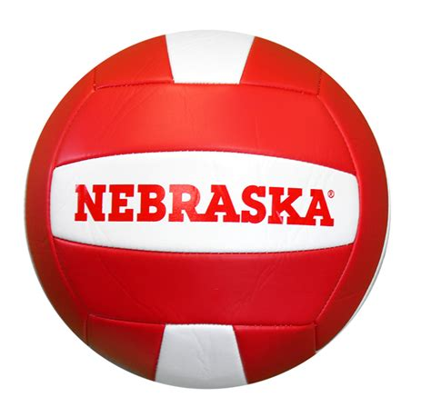 Nebraska Husker Volleyball by GameMaster