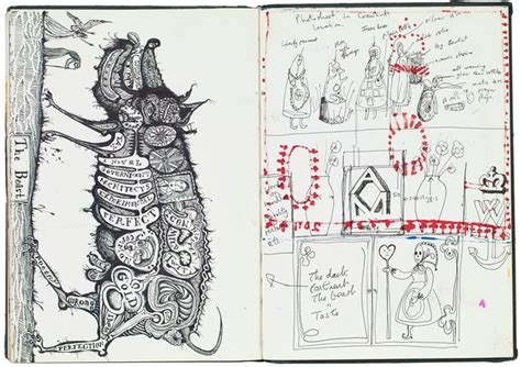 Inside Grayson Perry's sketchbook | Grayson perry, Sketch ...