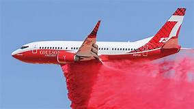 NSW buys Boeing 737 large air tanker for firefighting - Australian Aviation