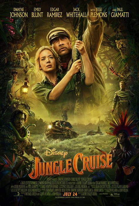 Jungle Cruise (2021) - WatchSoMuch