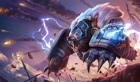 League of Legends Patch 8.4: Volibear has a small rework ...