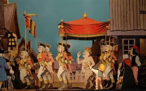 De nieuwe Kleren van de Keizer | Papieren Theater