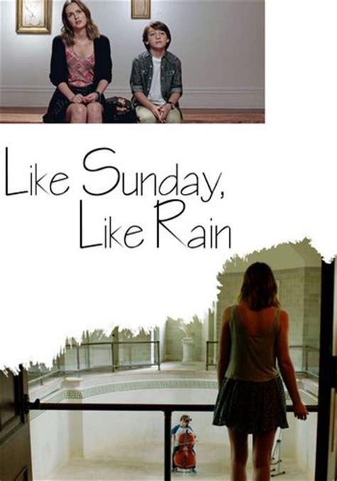 BoyActors - Like Sunday, Like Rain (2014)