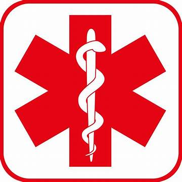 Red Medical Cross Clipart
