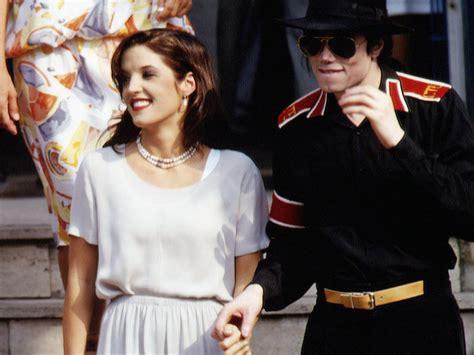 Michael Jackson y Lisa Marie Presley: la boda que nadie se ...