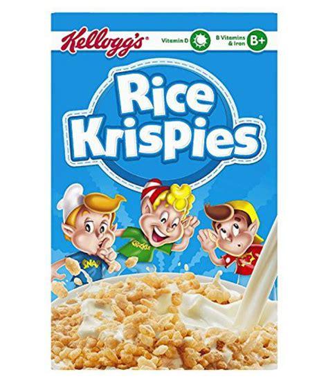 Kellogg's Rice Krispies Rice Flakes 510 gm: Buy Kellogg's ...