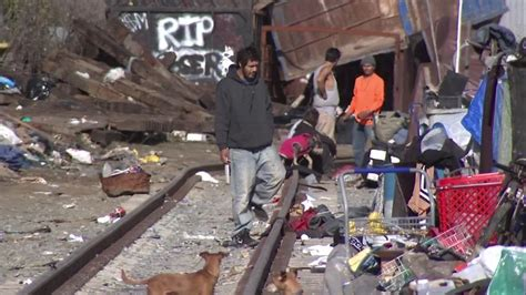 San Francisco homeless and dirty streets addressed through holidays, even by President Trump ...