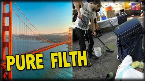 San Francisco is So FULL OF SH!T You'll PUKE Learning How Much They Spent to Clean it up - YouTube