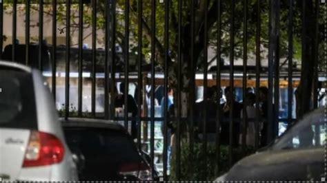 GRIGLIATA AGENTI IN CORTILE CARCERE SOLLICCIANO A ...