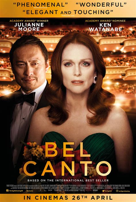 Bel Canto | Book tickets at Cineworld Cinemas