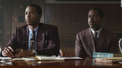 'Marshall' review: Chadwick Boseman stars - CNN