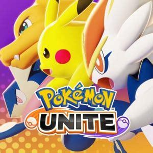 Pokémon Unite (Switch eShop) Game Profile | News, Reviews ...