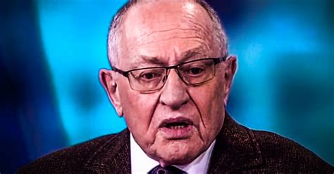 Alan Dershowitz Grows More Unstable As Epstein Spotlight Gets Bigger - The Ring of Fire Network