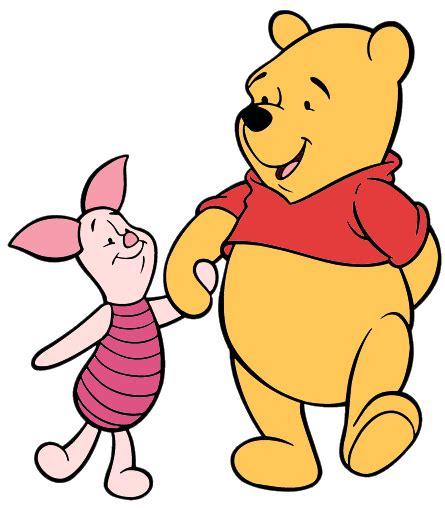 Winnie the Pooh and Piglet Clip Art 2 | Disney Clip Art Galore