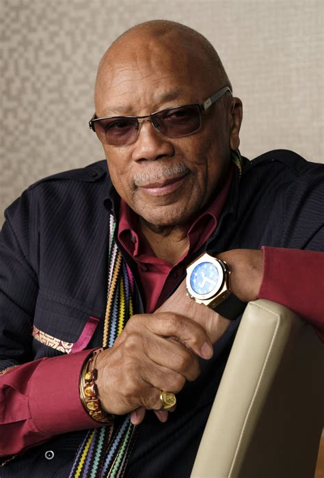 Quincy Jones at 85: 'I'm too old to be full of it ...
