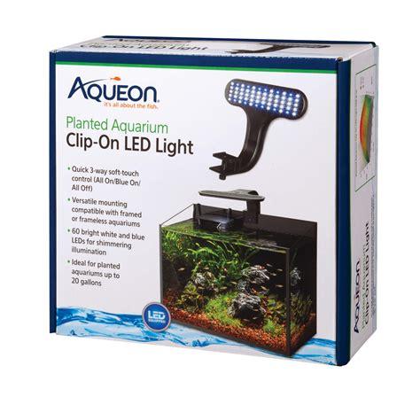 Planted Aquarium Clip-On LED Light   Aqueon