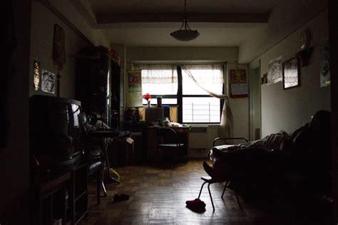 Una presencia en nuestro apartamento