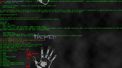 HOW TO DO SQL INJECTION FROM LINUX? | Hacking & Tricks