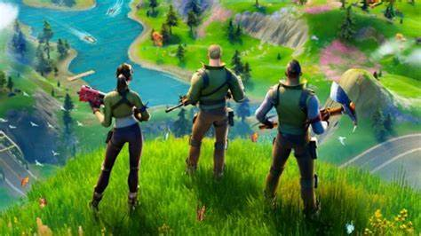 Fortnite Chapter 2 is Now Live - IGN