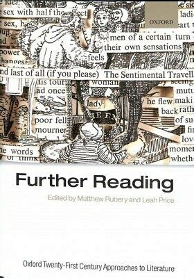 Further Reading, Hardcover by Rubery, Matthew (EDT); Price ...