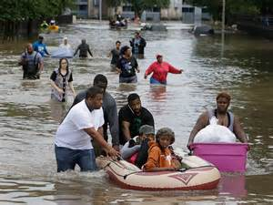and Thousands Left Without Power as Texas Is Hit with Severe Flooding ...