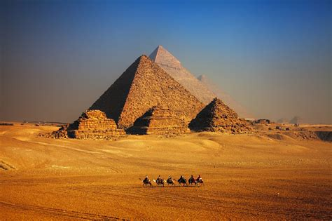 Pyramids of Giza | Cairo, Egypt Attractions - Lonely Planet