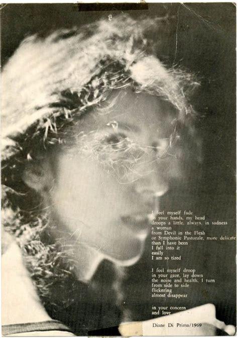 Diane Di Prima: Broadside | Broadside, Female art, Portrait
